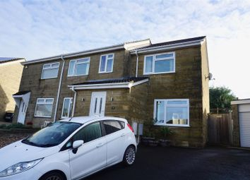 Thumbnail 4 bed semi-detached house for sale in Abney Crescent, Crownhill, Plymouth