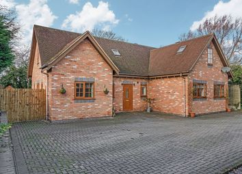 Thumbnail 4 bed detached house for sale in Tamworth Road, Kettlebrook, Tamworth