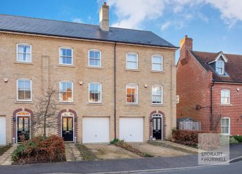 Thumbnail 3 bed terraced house for sale in St. Michaels Avenue, Aylsham, Norfolk