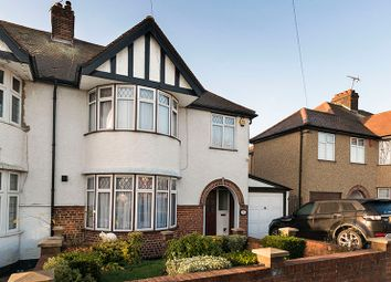 Thumbnail 5 bed semi-detached house to rent in Vincent Gardens, London