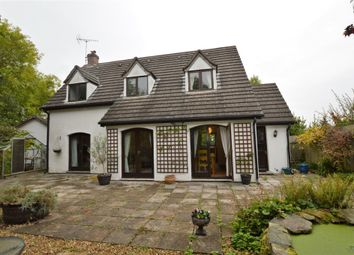 Thumbnail 4 bed detached house for sale in Cheriton Bishop, Exeter, Devon