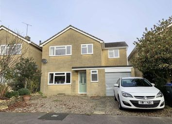 Thumbnail 4 bed detached house for sale in Wells Close, Chippenham, Wiltshire