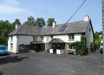 Thumbnail 9 bed detached house for sale in Bishmill, South Molton