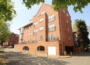 Thumbnail 2 bed flat for sale in Station Road, Wilmslow