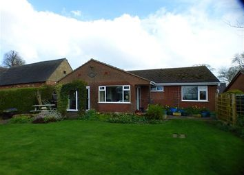 Thumbnail 3 bed detached bungalow for sale in Church Street, Swepstone, Coalville