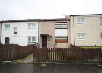 Thumbnail 2 bedroom terraced house for sale in Marloch Avenue, Port Glasgow