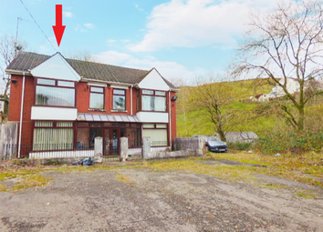 2 bed semi-detached house for sale in Oxford Street, Pontycymer, Bridgend CF32