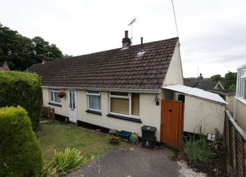 Thumbnail 2 bed bungalow for sale in Broomhill, Tiverton