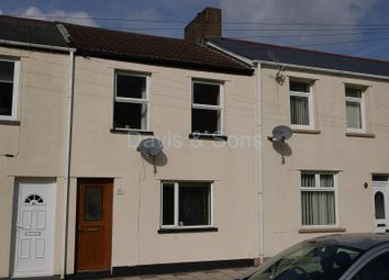 Thumbnail 3 bedroom terraced house for sale in Feeder Row, Cwmcarn, Newport.