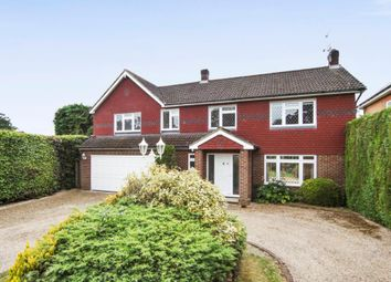 Thumbnail 6 bed detached house to rent in Twinoaks, Cobham