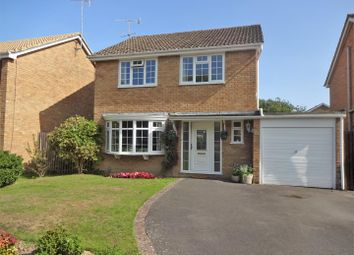 Thumbnail 4 bed property for sale in St. Hughs Close, Crawley