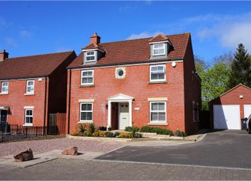 Thumbnail 4 bed detached house for sale in Bodenham Field, Gloucester