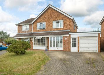 Thumbnail 5 bed detached house for sale in Home Close, Sharnbrook, Bedford, Bedfordshire