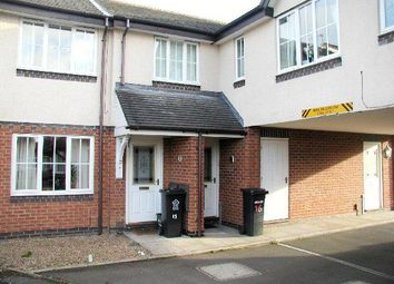 Thumbnail 2 bed flat to rent in Firestone Close, Kirby Frith, Leicester