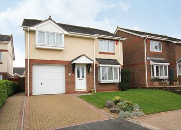 Thumbnail 4 bed detached house to rent in Nightingale Close, Sherford, Plymouth