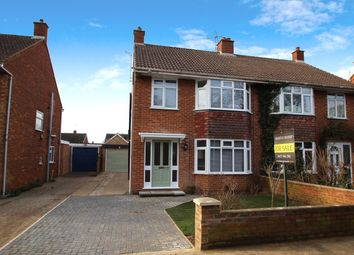 Thumbnail 3 bed semi-detached house for sale in Humber Doucy Lane, Ipswich