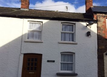 Thumbnail 1 bed town house for sale in Commercial Street, Abergavenny