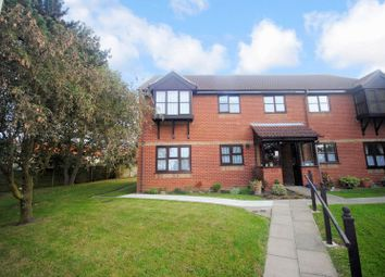 Thumbnail 2 bed flat for sale in Marlborough Court, Lowestoft