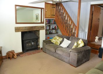 Thumbnail 2 bedroom terraced house for sale in Church Street, Fressingfield, Eye