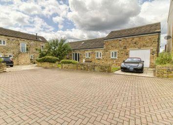Thumbnail 4 bed detached house for sale in Reservoir Farm Court, Ferry Top Lane, Wintersett, Wakefield