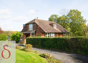 Thumbnail 4 bed detached house to rent in Howe Green, Hertford