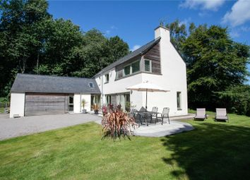 Thumbnail 4 bed detached house for sale in Kippford, Dalbeattie, Dumfries And Galloway