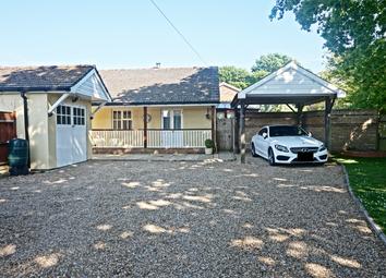 Thumbnail 4 bed bungalow for sale in Mays Lane, Stubbington, Fareham
