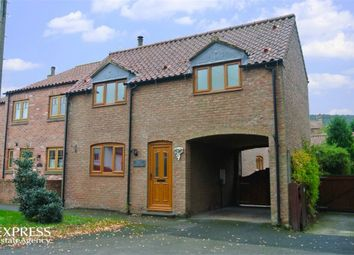 Thumbnail 3 bed detached house for sale in Main Street, Staxton, Scarborough, North Yorkshire