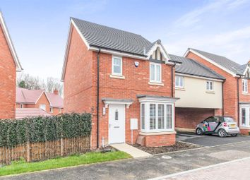 Thumbnail 4 bed link-detached house for sale in Ashley Street, Sible Hedingham, Halstead