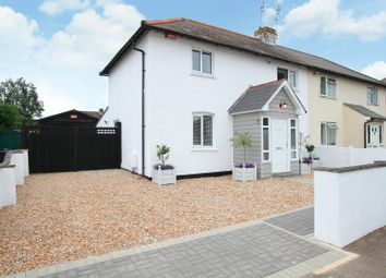 Thumbnail 4 bedroom semi-detached house for sale in Westmeads Road, Whitstable