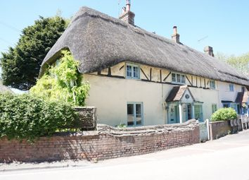 Thumbnail 3 bed cottage for sale in Hurstbourne Tarrant, Andover, Hampshire