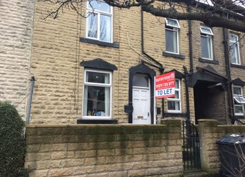 Thumbnail 1 bed terraced house to rent in Rochester Street, Bradford