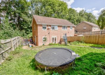 Thumbnail 3 bed semi-detached house for sale in Hernhill Court, West Hunsbury, Northampton