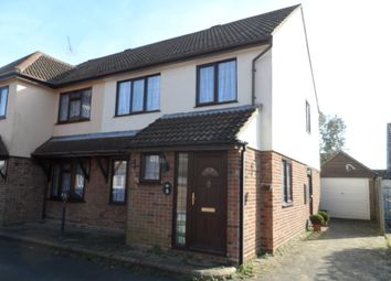 Thumbnail 3 bedroom semi-detached house for sale in Hendon Close, Clacton On Sea