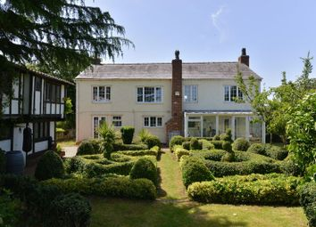 Thumbnail 4 bed property for sale in Hill Chorlton, Newcastle-Under-Lyme, Staffordshire