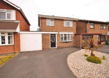 Thumbnail 3 bed link-detached house to rent in Rothesay Close, Nuneaton