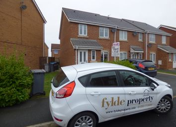 Thumbnail 3 bed semi-detached house to rent in Tennyson Drive, Blackpool