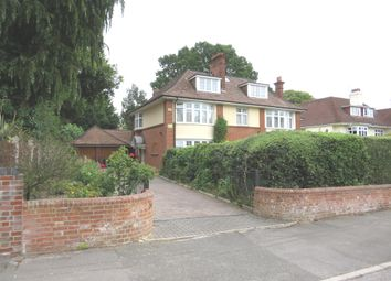 3 bed semi-detached house for sale in Berwick Road, Bournemouth BH3
