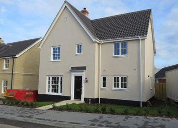 Thumbnail 4 bedroom detached house for sale in Mundesley Road, Plot 39, Overstrand, Cromer