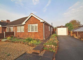 Thumbnail 2 bedroom semi-detached bungalow for sale in Kenrick Road, Mapperley, Nottingham