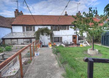 Thumbnail 2 bed cottage for sale in Front Street, Grindale, Bridlington