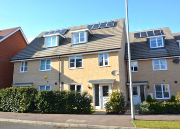 Thumbnail 4 bed town house for sale in Gilders Road, Little Canfield, Dunmow