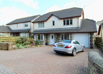 Thumbnail 5 bed detached house for sale in Lowarth Close, Helston