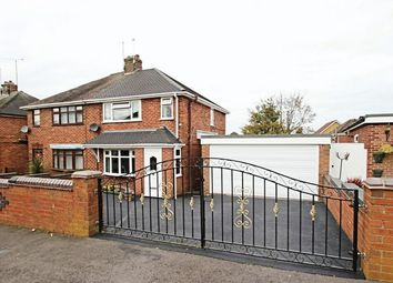 Thumbnail 3 bed semi-detached house for sale in Ian Road, Newchapel, Stoke-On-Trent