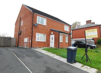 Thumbnail 3 bed semi-detached house to rent in Whitecroft Street, Oldham