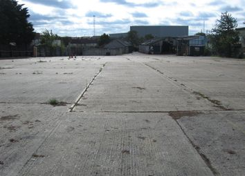 Thumbnail Land to let in London Road, Grays