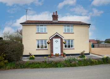 Thumbnail 3 bed detached house for sale in Top Road, Hasketon