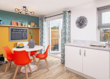 """Thumbnail 3 bedroom semi-detached house for sale in """"Archford"""" at Birdhaven Close, Banbury Road, Lighthorne, Warwick"""