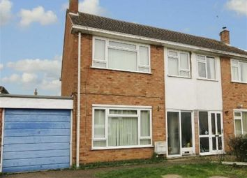 Thumbnail 3 bed semi-detached house for sale in Linley Road, Southam
