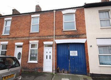 Thumbnail 3 bed terraced house for sale in Wellington Road, Bridgwater